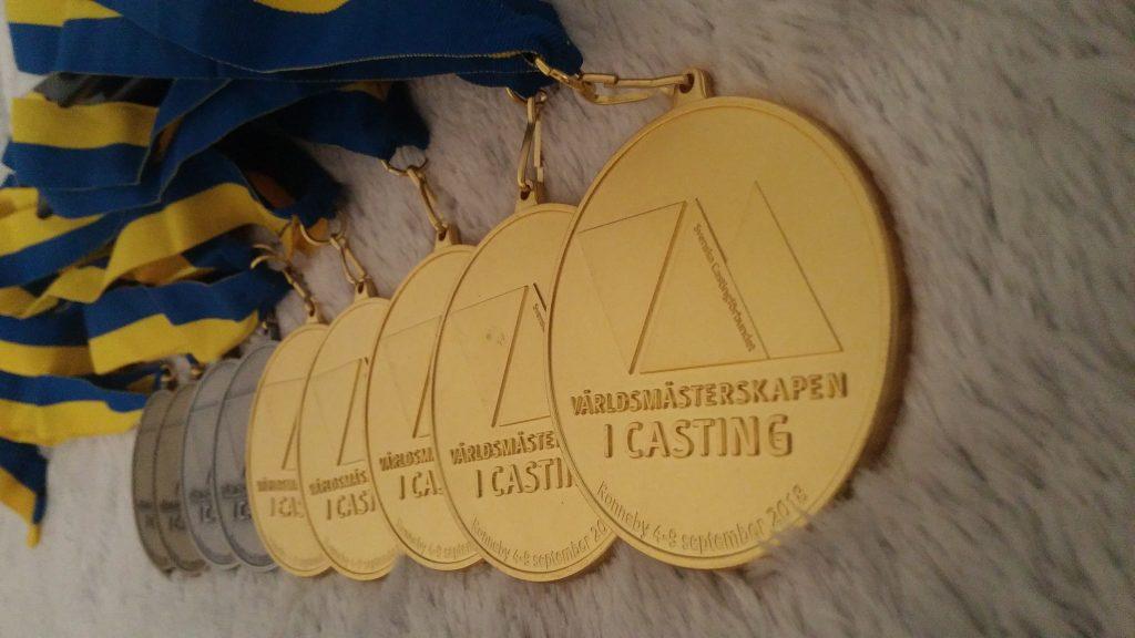 medaile Kateřina Marková