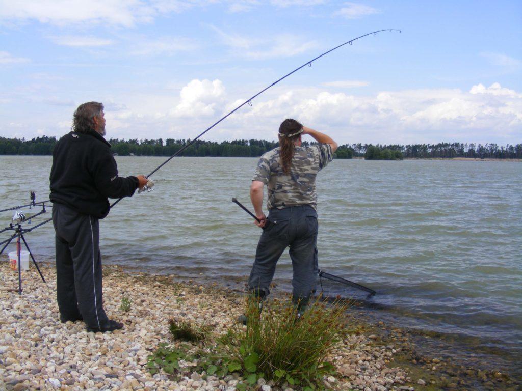 dva rybáři