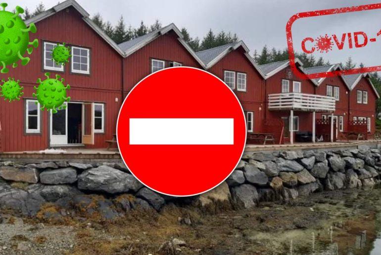 Norsko, Vjezd, Rybolov
