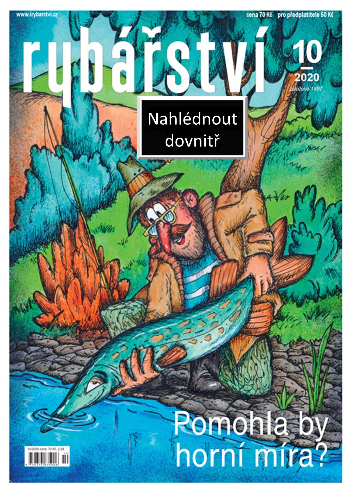 Časopis Rybářství - 2020/10