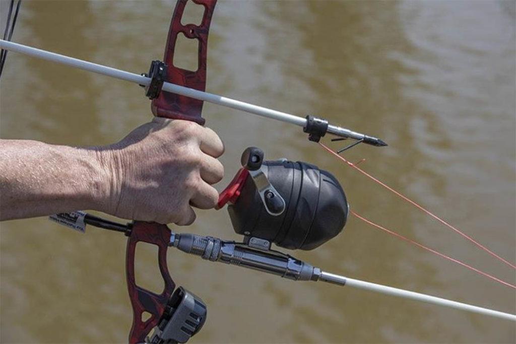 lov ryb lukem