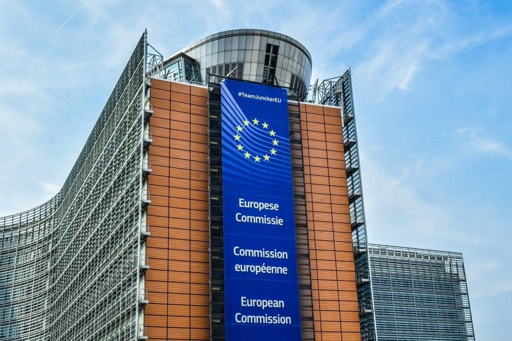 Evropská komise, Brusel