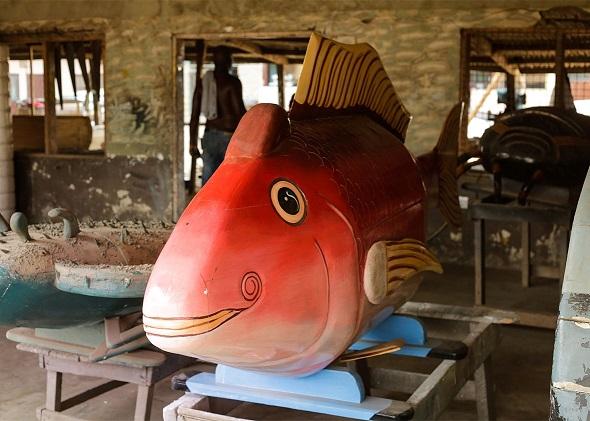 zvláštní ryba
