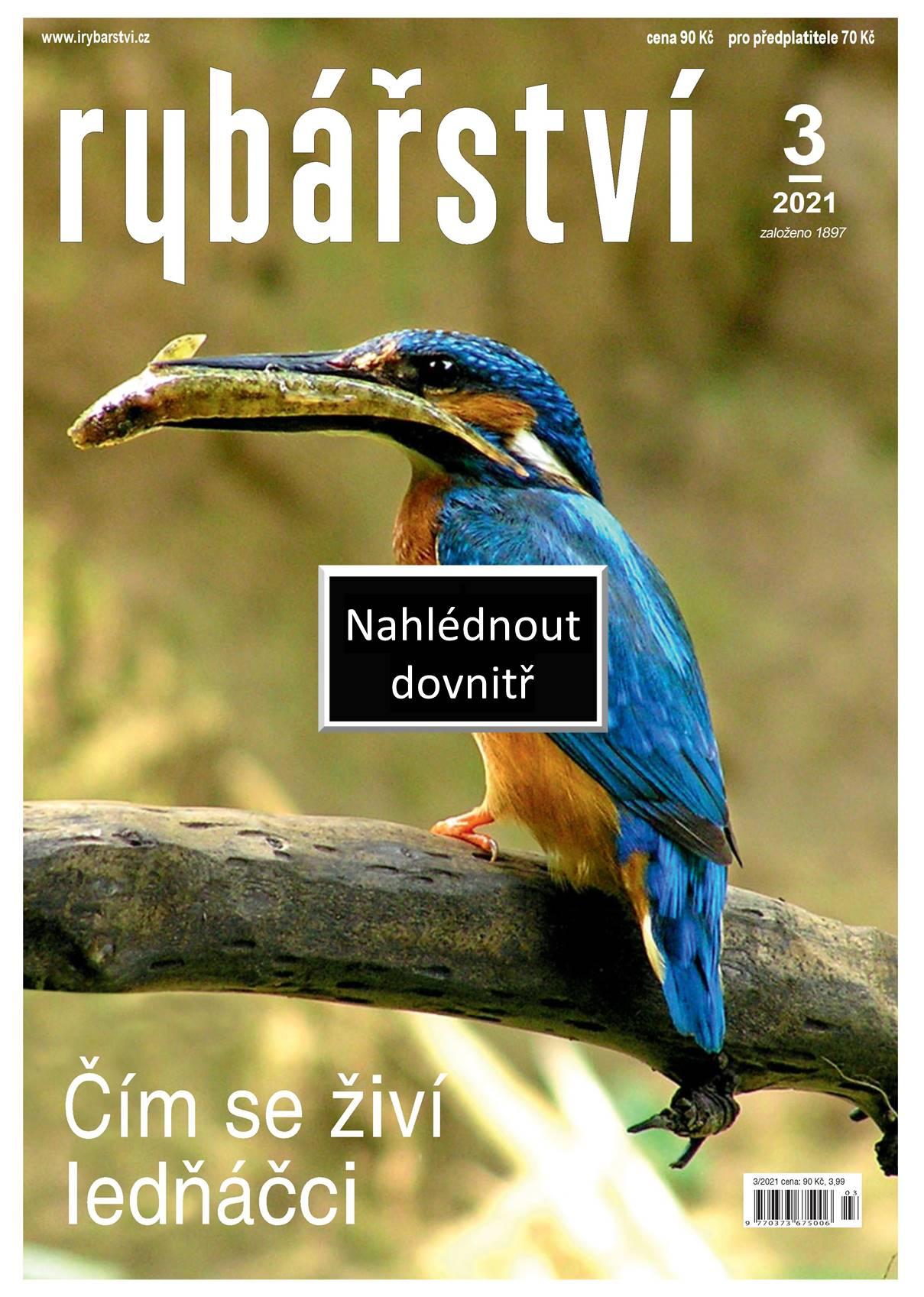 Časopis Rybářství - 2021/3