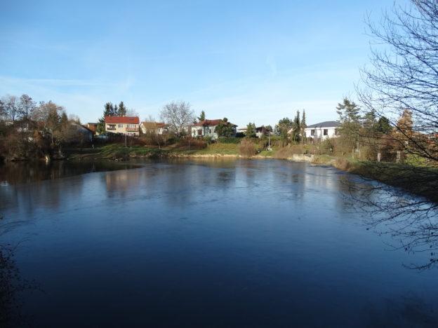 rybník vinoř