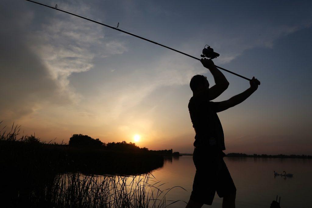 rybář romantika
