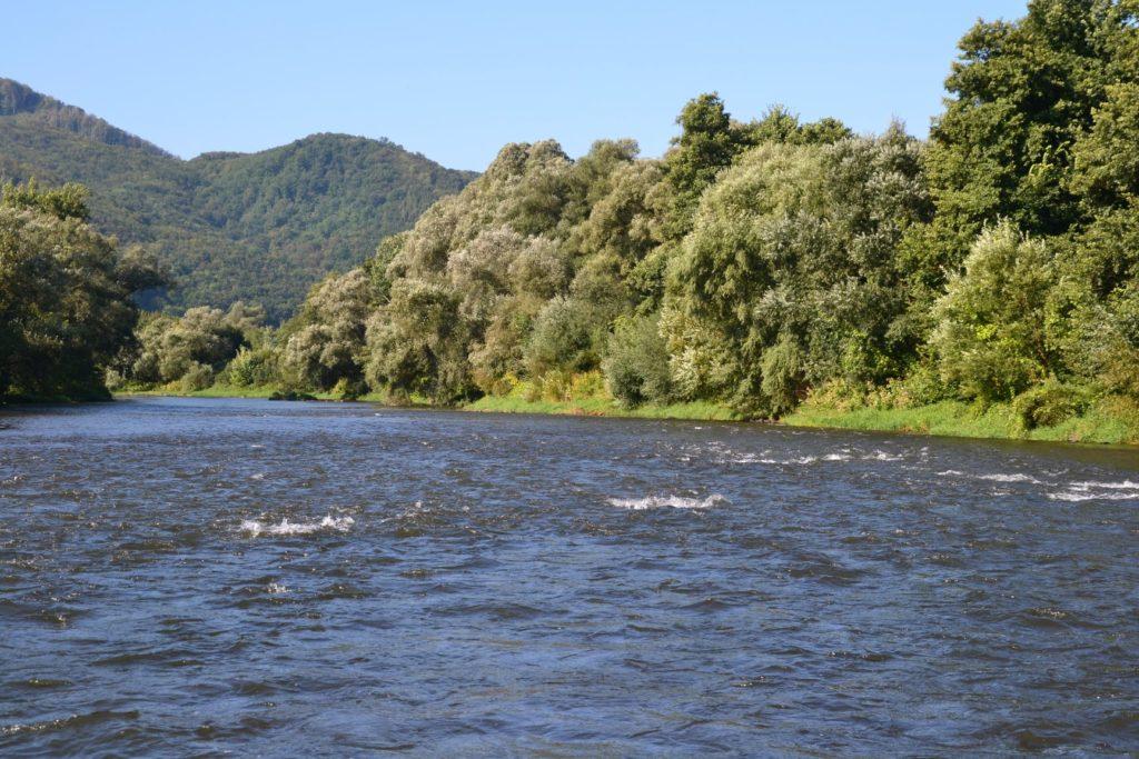 řeka Hron