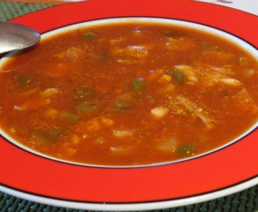 rybí polévka