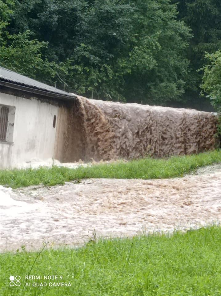 povodně 2021