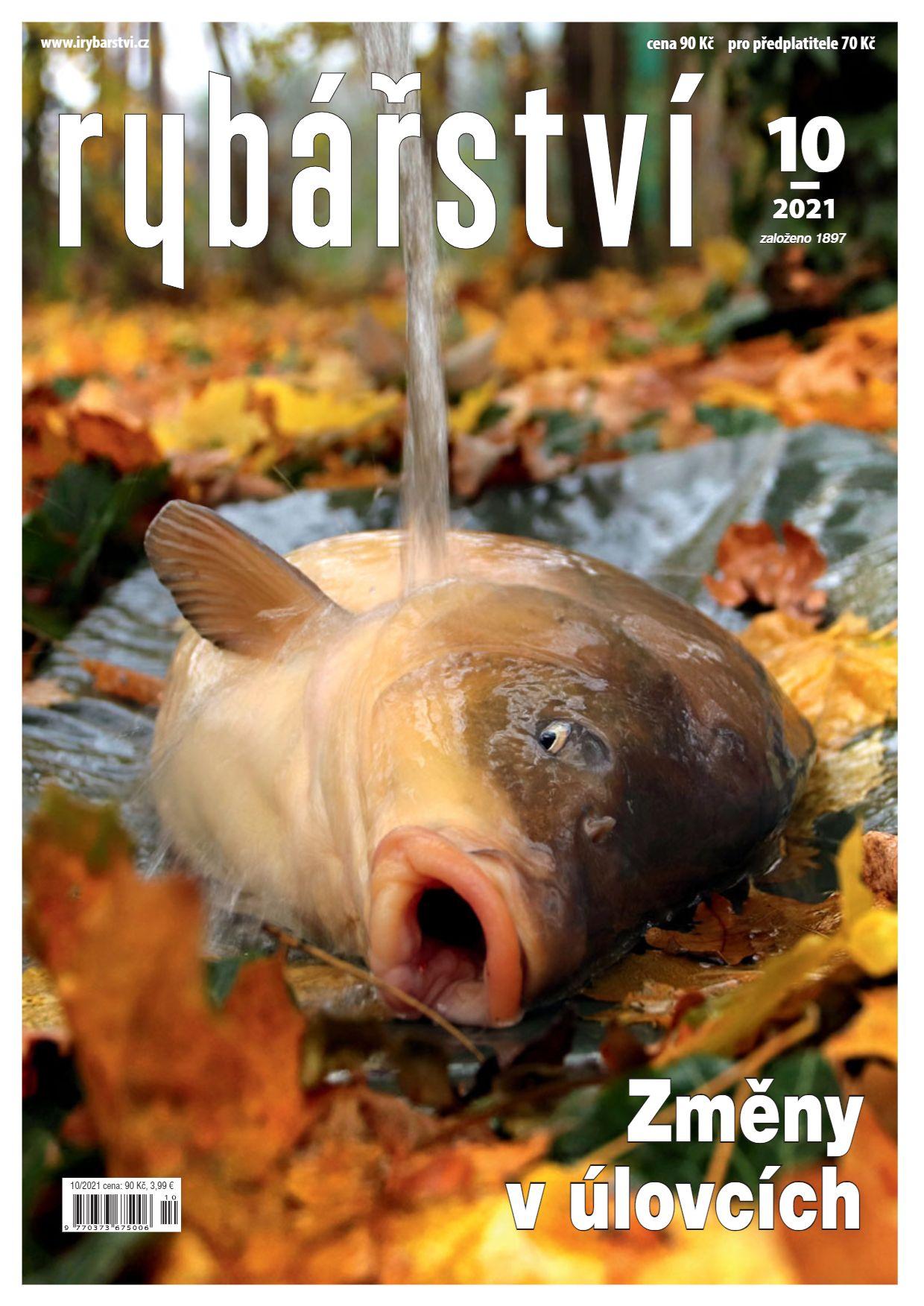 Časopis Rybářství - 2021/10